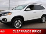 2011 Kia Sorento AWD EX V6 Accident Free, Leather, Heated Seats, 3rd Row, Panoramic Roof, Back-up Cam, Bluetoot in Sherwood Park, Alberta