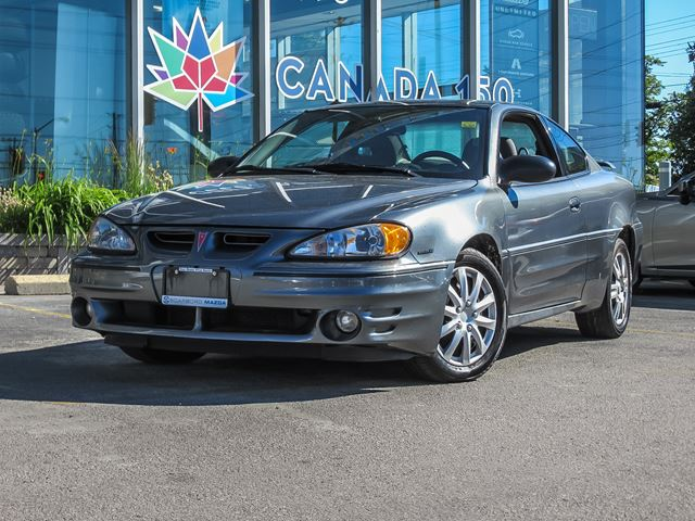 2005 PONTIAC GRAND AM GT AUTOMATIC LOADED!!! in Toronto, Ontario