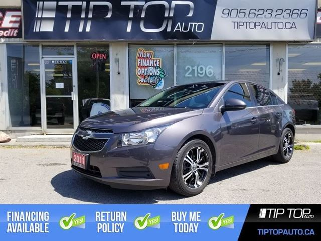 2011 CHEVROLET Cruze LT Turbo w/1SA ** Remote Start, Well Equipped,  in Bowmanville, Ontario