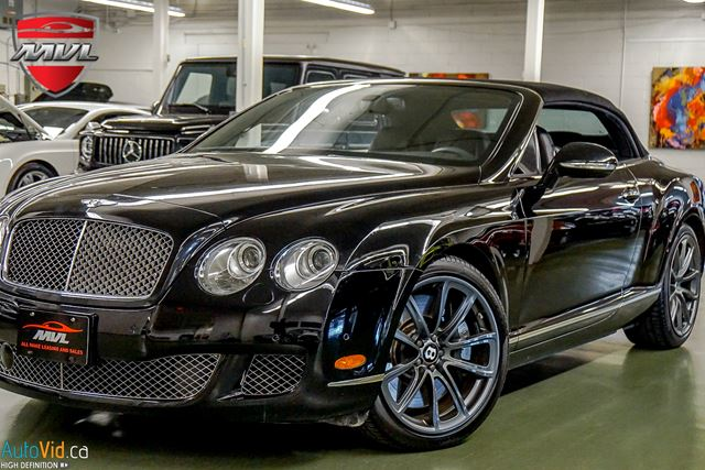 2011 BENTLEY CONTINENTAL Mulliner in Oakville, Ontario