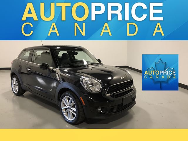 2014 MINI PACEMAN Cooper S S PACEMAN|AWD in Mississauga, Ontario