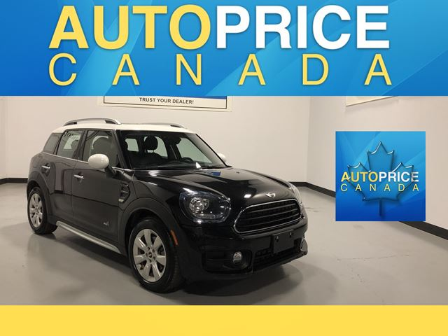 2018 MINI COOPER Countryman Cooper PANROOF|REAR CAMERA|AWD|LOW KM in Mississauga, Ontario