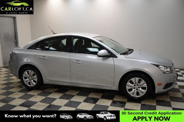 2014 CHEVROLET CRUZE LT-CRUISE * A/C * POWER WINDOWS in Kingston, Ontario
