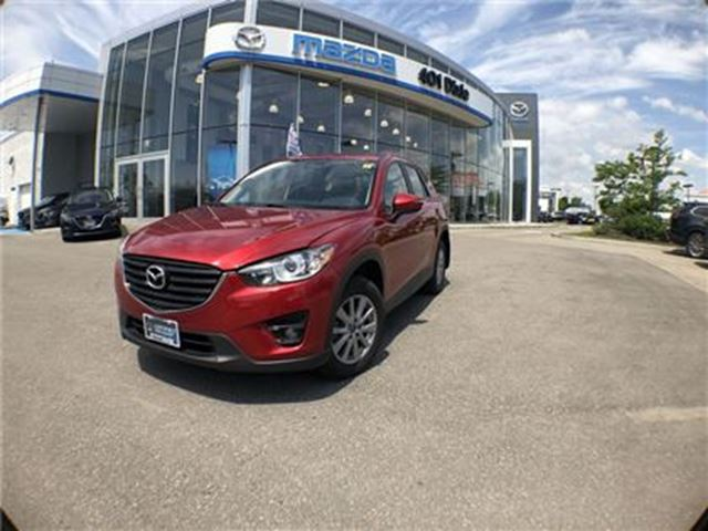 2016 MAZDA CX-5 GS, NO REPORTED ACCIDENTS, 1.9% AVAILABLE in Mississauga, Ontario