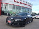 2011 Audi S4 4DR SDN MAN in Mississauga, Ontario