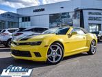 2014 Chevrolet Camaro 2SS One owner, accident free in Mississauga, Ontario