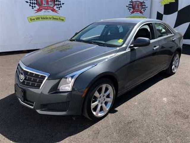 2014 CADILLAC ATS Leather, Heated Seats, AWD, 52,000km in Burlington, Ontario