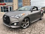 2014 Hyundai Veloster Turbo NAVIGATION SUNROOF LEATHER in St Catharines, Ontario