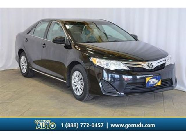 2013 TOYOTA Camry LE/BACKUP CAMERA/BLUETOOTH/HEATED MIRRORS in Milton, Ontario