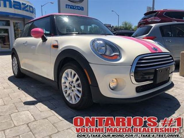 2015 MINI COOPER Cooper ONE OF A KIND   ONLY 15290 KMS -TORONTO in Toronto, Ontario