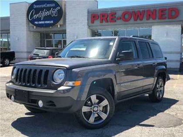 2015 Jeep Patriot High Altitude..$59 weekly+hst..$0 down..84m..4.9% in Toronto, Ontario