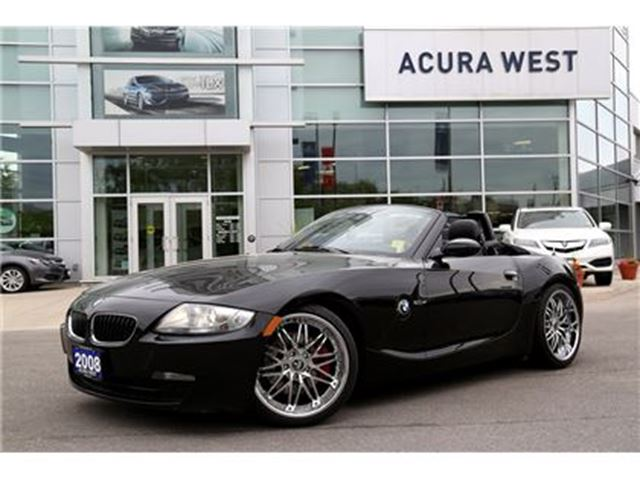 2008 BMW Z4 3.0si Only 21400KMS!!! in London, Ontario
