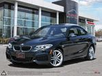 2016 BMW 228i X-DRIVE   SPORT PKG   NAVI   CAMERA   ROOF in Mississauga, Ontario