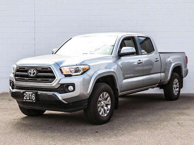 2016 TOYOTA Tacoma SR5 4x4 Double Cab in Penticton, British Columbia