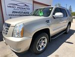 2007 Cadillac Escalade Base in Winnipeg, Manitoba