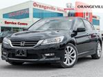 2013 Honda Accord Touring - LEATHER, NAV, SUNROOF, HEATED SEATS! in Orangeville, Ontario