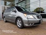 2009 Honda Odyssey Touring - Leather; Nevigation; Automatic Slide  in Richmond, British Columbia