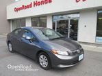 2012 Honda Civic  LX in Burnaby, British Columbia