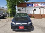 2012 Honda Civic DX in Hamilton, Ontario