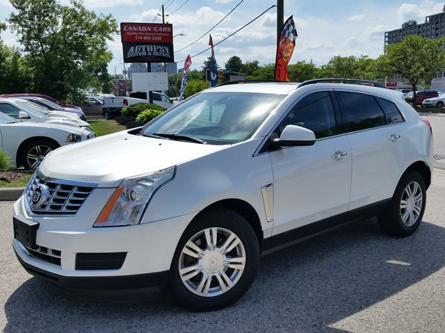 2013 CADILLAC SRX Leather Collection FWD in Waterloo, Ontario