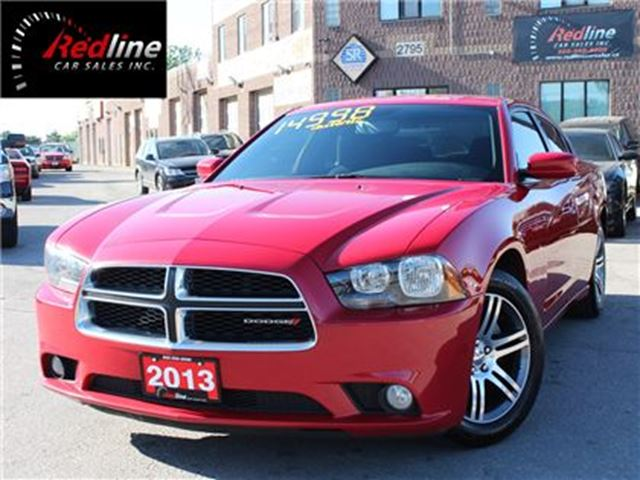 2013 DODGE Charger SXT V6 Sunroof-Bluetooth-Big Screen in Hamilton, Ontario