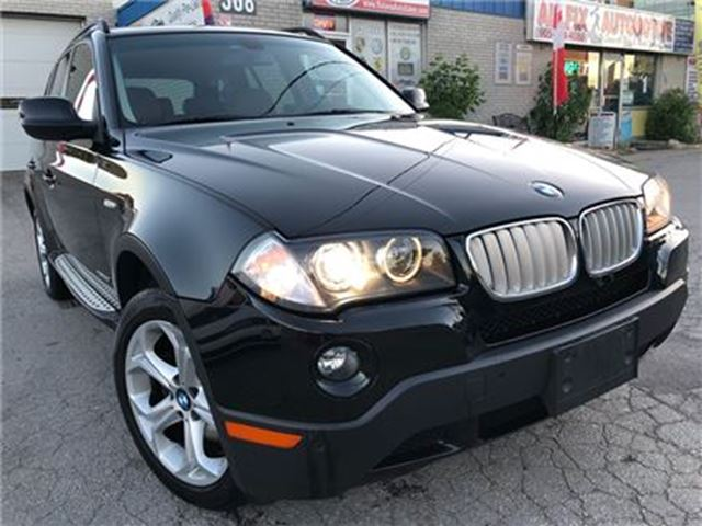2010 BMW X3 xDrive30i_Pano Sunroof_Leather_Low KMs in Oakville, Ontario
