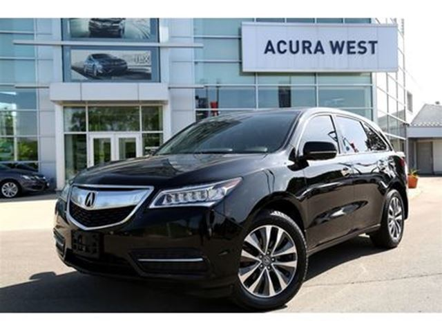2015 ACURA MDX Technology Package in London, Ontario