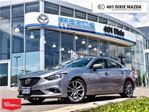 2015 Mazda MAZDA6 GT, 1.9% AVAILABLE, NO ACCIDENTS in Mississauga, Ontario