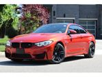 2016 BMW M4 M4 Coupé*Awesome*F82 Body*Twin Turbo*SMG*FRESH in Mississauga, Ontario