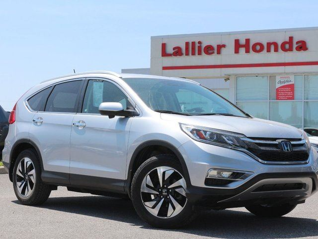 2015 HONDA CR-V Touring in Gatineau, Quebec