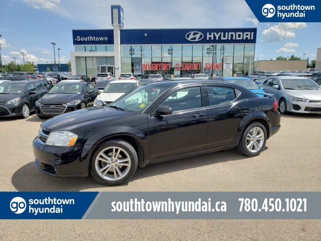 2012 DODGE Avenger SXT/NO ACCIDENTS! FULL INSPECTED! in Edmonton, Alberta