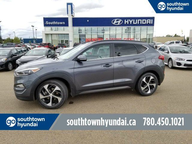 2016 HYUNDAI Tucson ULTIMATE/NAV/HEATED SEATS/SUNROOF in Edmonton, Alberta