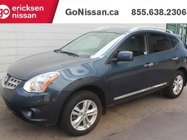 2013 NISSAN Rogue Heated Seats, Power Seats, Back Up Camera in Edmonton, Alberta