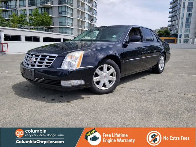 2007 CADILLAC DTS C in Richmond, British Columbia