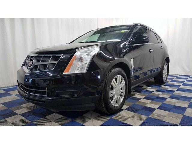 2011 CADILLAC SRX Luxury Collection AWD/ACCIDENT FREE in Winnipeg, Manitoba