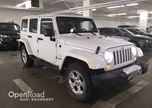2014 Jeep Wrangler Unlimited 4WD 4dr Sahara NO ACCIDENTS  LOW KM in Vancouver, British Columbia