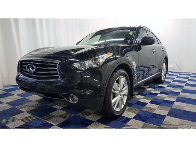 2013 INFINITI FX37 Limited Edition AWD/ACCIDENT FREE/NAV/LOADED! in Winnipeg, Manitoba