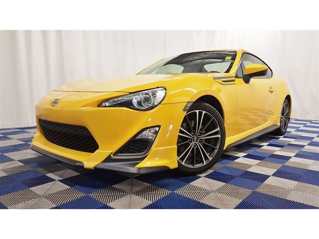 2015 SCION FR-S Release Series 1.0/ACCIDENT FREE/NAV/TOUCH SCRE in Winnipeg, Manitoba