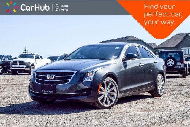 2015 CADILLAC ATS Luxury AWD in Bolton, Ontario