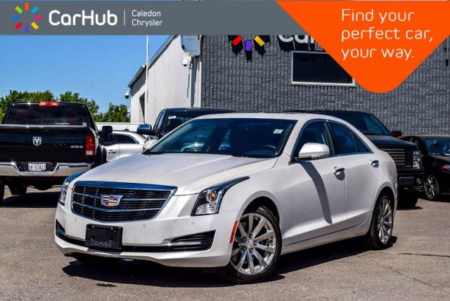 2017 CADILLAC ATS Luxury AWD in Bolton, Ontario