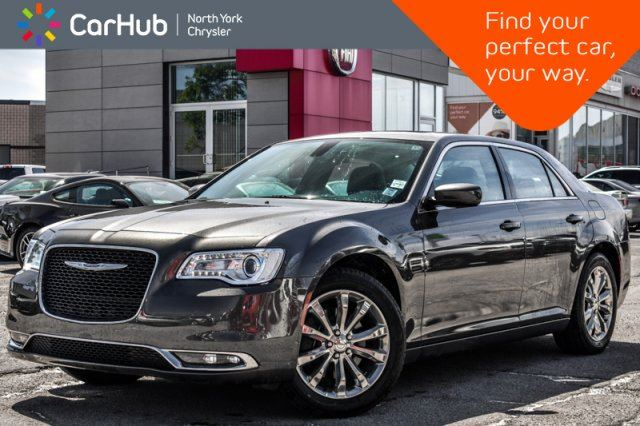 2017 CHRYSLER 300 Touring AWD PanoSunroof Nav R-Start Leather HeatFrntSeats 19Alloys  in Thornhill, Ontario