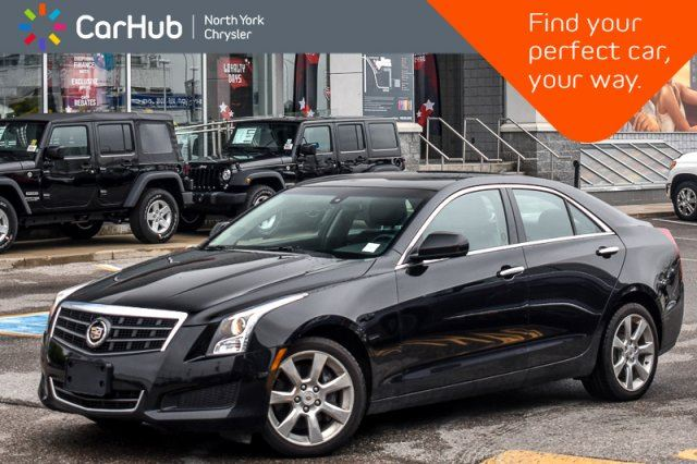 2014 CADILLAC ATS AWD Heat Frnt.Seats Keyless_Go Bluetooth BOSE 17Alloys in Thornhill, Ontario