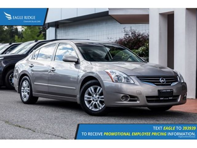 2012 NISSAN ALTIMA 2.5 S Sunroof, Heated Seats, Power Seats in Coquitlam, British Columbia