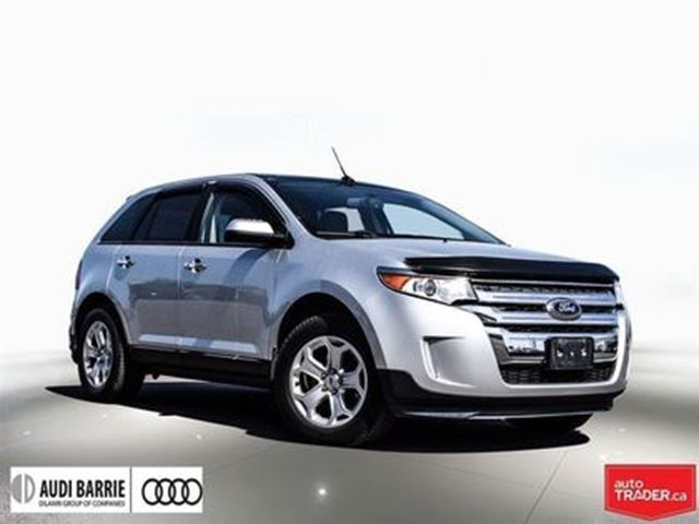 2011 Ford Edge SEL 4D Utility AWD V6 Navigation in Innisfil, Ontario