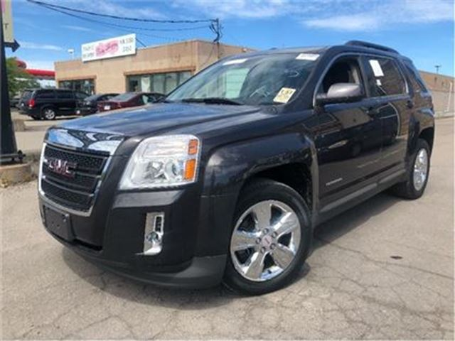 2015 GMC TERRAIN SLE-2 CHROME MAGS BACK UP CAMERA in St Catharines, Ontario