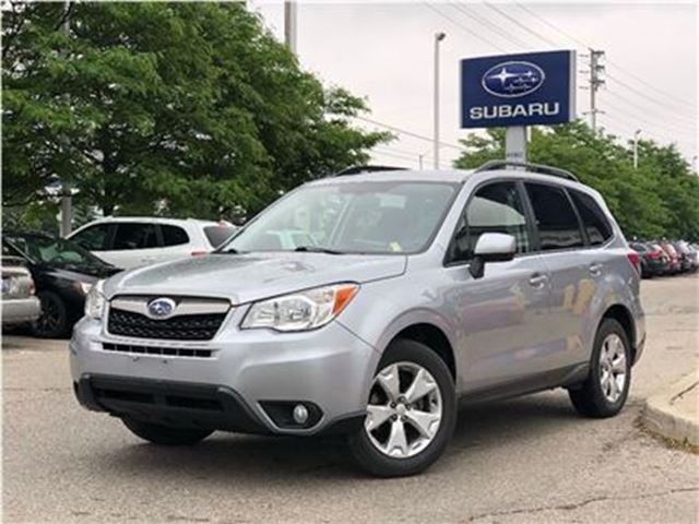 2015 SUBARU FORESTER i Touring in Mississauga, Ontario
