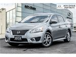 2014 Nissan Sentra CLEAN CAR! NAVI! BACKUP CAM! in Mississauga, Ontario
