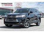 2017 Toyota Highlander LE 3RD ROW SEAT BACK UP CAM BLUETOOTH in Georgetown, Ontario