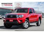 2014 Toyota Tacoma Base A/C CRUISE CONTROL BLUETOOTH BACK UP CAMERA in Georgetown, Ontario