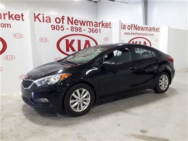 2015 KIA FORTE LX AT Summer & Winter Tires in Newmarket, Ontario